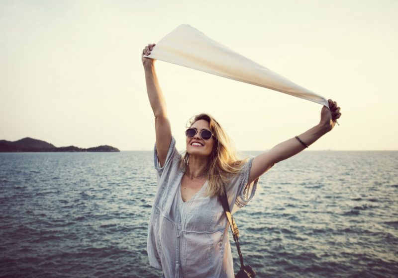 Happy healthy woman rules to be womanly healthy | The Sublime Woman