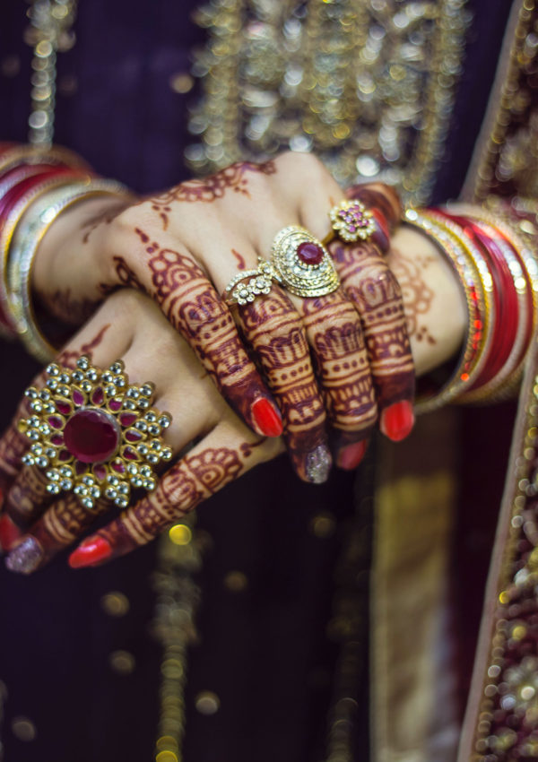 Jewelry: Sacral Meaning of Fingers