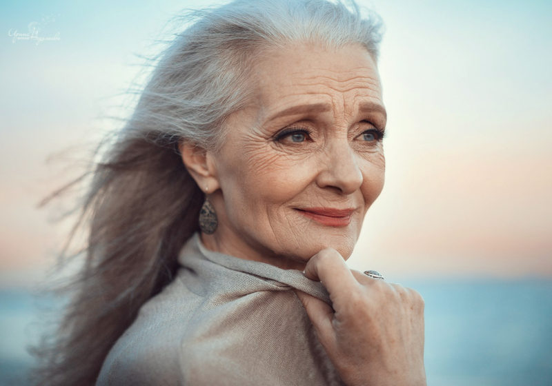 Fully Embodied Woman beautiful old woman wise loving kind | The Sublime Woman