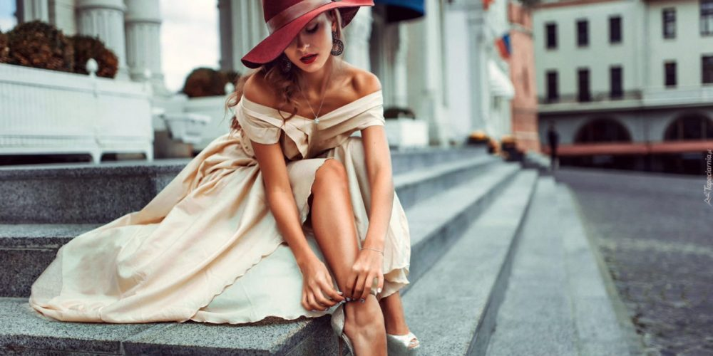 Reasons of Low Feminine Energy beautiful woman in dress and heels | The Sublime Woman