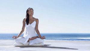 Practice Delicious Woman's Meditation, meditaion for women, women's meditation, beautiful woman meditating, The Sublime Woman