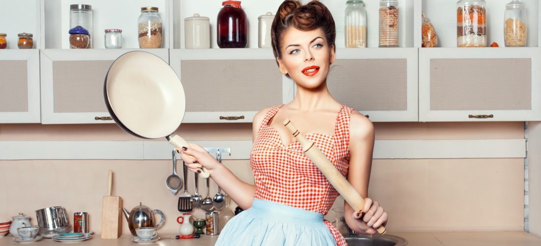 Five Oriental Feminine Archetypes: Housewife